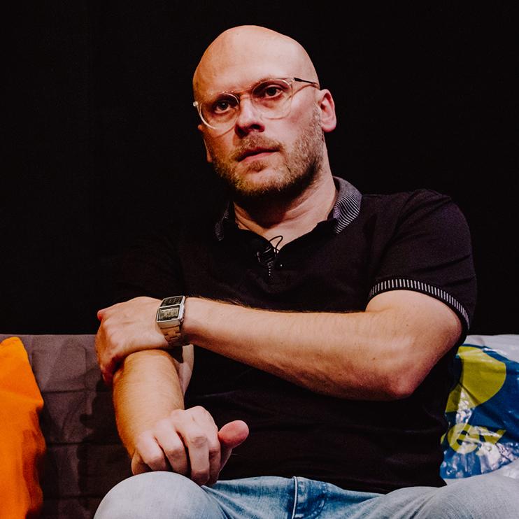 Wojciech Przylipiak / Piątek wieczorową porą